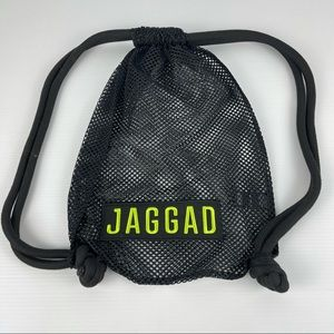 JAGGAD New Netted Knotted Backpack NWOT
